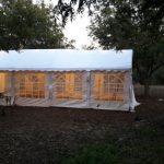 השכרת אוהלים 4X8