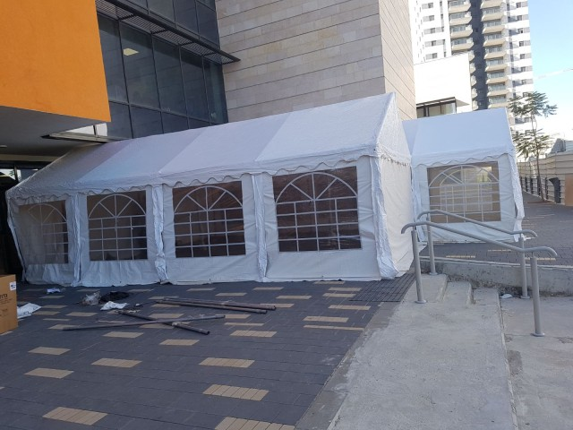 אוהל 3X8